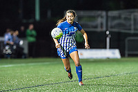 Allston, MA - Saturday Sept. 24, 2016: Brooke Elby during a regular season National Women's Soccer League (NWSL) match between the Boston Breakers and the Western New York Flash at Jordan Field.