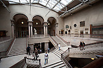 The Grand Staircase at the Art Institute of Chicago, Chicago, IL