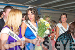 Christina Somers representing F&S engineering is crowned Caili?n A?lainn for 2008 on Saturday night..