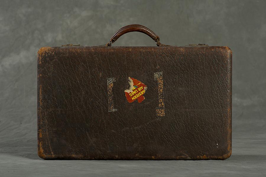 Willard Suitcases<br /> &copy;2013 Jon Crispin<br /> , Gladys J