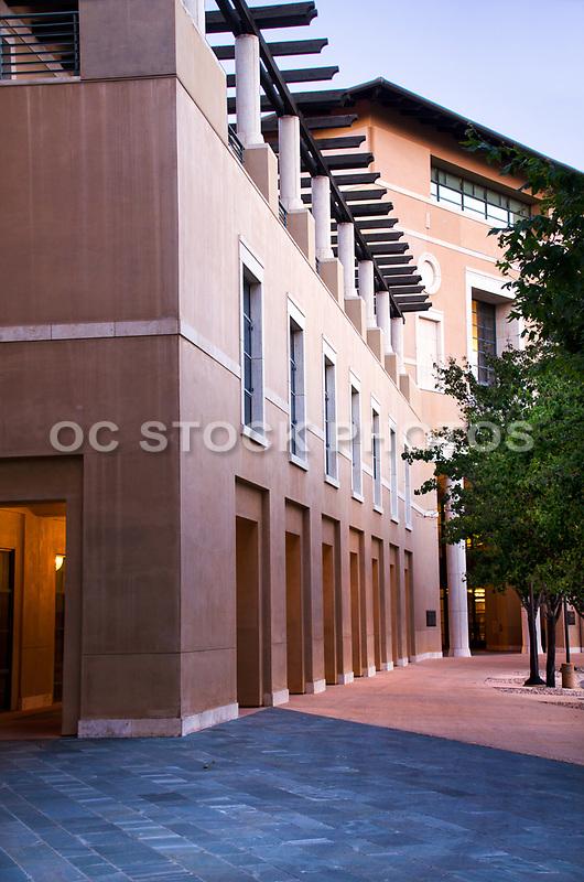 Ikeda Library at Soka University Aliso Viejo Campus