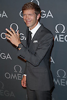 New York, NY - June 10 : Jean-Pascal Perret  attends the OMEGA Speedmaster Dark Side<br /> of the Moon Launch Event held at Cedar Lake on June 10, 2014 in<br /> New York City. Photo by Brent N. Clarke / Starlitepics