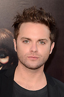 HOLLYWOOD, CA - AUGUST 7: Thomas Dekker at the Annabelle: Creation premiere at the TCL Chinese Theater in Hollywood , California on August 7, 2017. <br /> CAP/MPI/DE<br /> &copy;DE/MPI/Capital Pictures