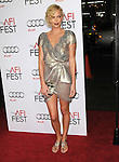Charlize Theron at The 2009 AFI Fest Screening of The Road held at The Grauman's Chinese Theatre in Hollywood, California on November 04,2009                                                                   Copyright 2009 DVS / RockinExposures