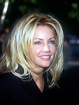 Heather Locklear ( MELROSE PLACE ) Attending The Fox Tv Upfront Party at Tavern On The Green Restaurant in New York City. May 21, 1998