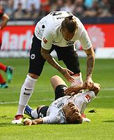 21.04.2018: Eintracht Frankfurt vs. Hertha BSC Berlin