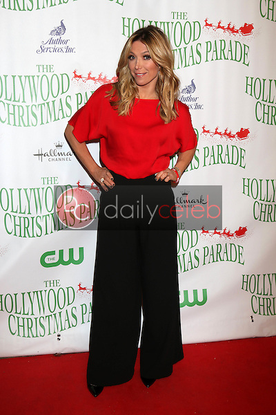 Debbie Matenopoulos<br /> at the 85th Annual Hollywood Christmas Parade, Hollywood Boulevard, Hollywood, CA 11-27-16<br /> David Edwards/DailyCeleb.com 818-249-4998