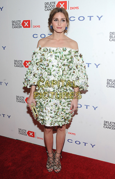 New York, NY- April 16: Olivia Palermo attends the 9th Annual Delete Blood Cancer Gala at Cipriani Wall Stret on April 16, 2015 in New York City. <br /> CAP/MPI/STV<br /> &copy;STV/MPI/Capital Pictures
