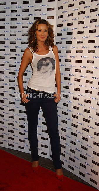 WWW.ACEPIXS.COM . . . . . ....June 14, 2006, New York City....Sky Neller attends the Delta Jet Set Summer Party held at Henri Bendel store.......Please byline: KRISTIN CALLAHAN - ACEPIXS.COM.. . . . . . ..Ace Pictures, Inc:  ..(212) 243-8787 or (646) 769 0430..e-mail: info@acepixs.com..web: http://www.acepixs.com