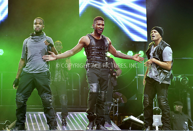 WWW.ACEPIXS.COM . . . . .  ..... . . . . US SALES ONLY . . . . .....February 2 2011, London....Usher performs on stage at O2 Arena on February 2, 2011 in London, England.....Please byline: FAMOUS-ACE PICTURES... . . . .  ....Ace Pictures, Inc:  ..Tel: (212) 243-8787..e-mail: info@acepixs.com..web: http://www.acepixs.com