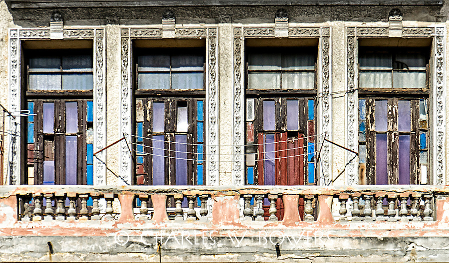 Everyday Cuba and life on the balcony<br />