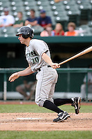June 13th 2008:  Anthony Gressick of the Dayton Dragons, Class-A affiliate of the Cincinnati Reds, during a game at Stanley Coveleski Regional Stadium in South Bend, IN.  Photo by:  Mike Janes/Four Seam Images