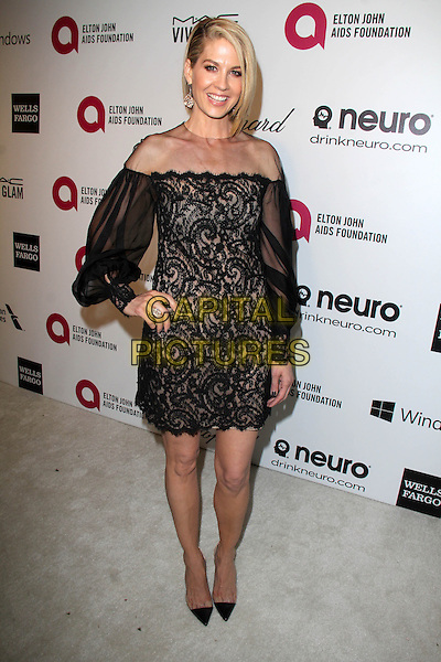 WEST HOLLYWOOD, CA - March 02: Jenna Elfman at the 22nd Annual Elton John AIDS Foundation Oscar Viewing Party, Private Location, West Hollywood,  March 02, 2014.  <br /> CAP/MPI/JO<br /> &copy;Janice Ogata/MediaPunch/Capital Pictures