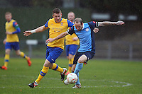 Barkingside vs AFC Hornchurch 14-11-15