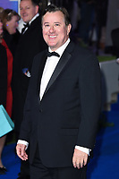"LONDON, UK. December 12, 2018: Jeremy Swift at the UK premiere of ""Mary Poppins Returns"" at the Royal Albert Hall, London.<br /> Picture: Steve Vas/Featureflash"
