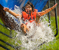 Popular Charlotte, NC-area YMCA summer camp for children, Camp Thunderbird, since 1936 has given youngsters day camp and sleep-away resident camping opportunities. Camp Thunderbird is located along in Clover, SC, along Lake Wylie, SC, about 17 miles from Charlotte, NC. The overnight camp has nationally recognized water programs, including wakeboarding, boating and water skiing, as well as such land-based activities as horseback riding, skating, ropes course, sports and crafts. The summer camp is designed to provide boys and girls ages 7-16 with an exciting, safe experience.