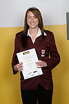 Squash Girls Winner - Kerry Wickett. ASB College Sport Young Sportsperson of the Year Awards 2006, held at Eden Park on Thursday 16th of November 2006.<br />