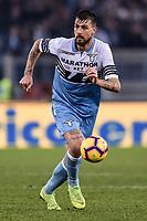 Francesco Acerbi Lazio.<br /> Roma 29-12-2018 Stadio Olimpico<br /> Football Calcio Campionato Serie A<br /> 2018/2019 <br /> Lazio - Torino<br /> Foto Antonietta Baldassarre / Insidefoto