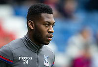 Timothy Fosu-Mensah of Crystal Palace ahead of the Premier League match between Crystal Palace and Manchester City at Selhurst Park, London, England on 31 December 2017. Photo by Andy Rowland.