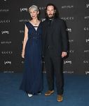 02 November 2019 - Los Angeles, California - Keanu Reeves. 2019 LACMA Art + Film Gala Presented By Gucci held at LACMA. Photo Credit: Birdie Thompson/AdMedia
