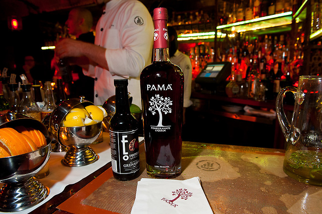 Liquor.com and PAMA event at Macao, New York City.