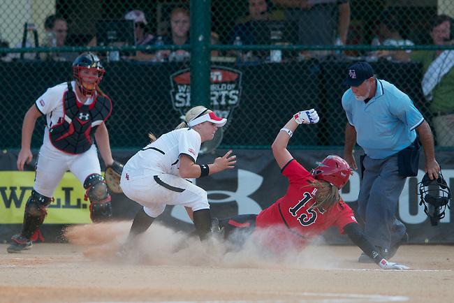 July  19, 2011 - Lake Buena Vista, FL - Wide World of Sports:  2011 ESPN Rise Games..Credit: Steve Johnson/ESPN