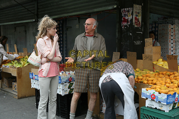 EVAN RACHEL WOOD & LARRY DAVID.in Whatever Works.*Filmstill - Editorial Use Only*.CAP/FB.Supplied by Capital Pictures.