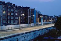 - the Berlin Wall....- il Muro di Berlino