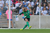 Bridgeview, IL - Sunday June 25, 2017: Alyssa Naeher during a regular season National Women's Soccer League (NWSL) match between the Chicago Red Stars and Sky Blue FC at Toyota Park. The Red Stars won 2-1.