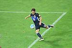 Takuma Asano (JPN), <br /> SEPTEMBER 1, 2016 - Football / Soccer : <br /> FIFA World Cup Russia 2018 Asian Qualifier <br /> Final Round Group B <br /> between Japan 1-2 United Arab Emirates <br /> at Saitama Stadium 2002, Saitama, Japan. <br /> (Photo by YUTAKA/AFLO SPORT)