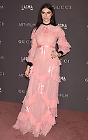LOS ANGELES, CA - NOVEMBER 04: Tali Lennox attends the 2017 LACMA Art + Film Gala Honoring Mark Bradford and George Lucas presented by Gucci at LACMA on November 4, 2017 in Los Angeles, California.<br /> CAP/ROT/TM<br /> &copy;TM/ROT/Capital Pictures