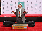 Francis Ford Coppola With Hand-Footprint Ceremony 4-29-16