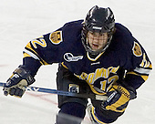 Jordan Black - Boston College defeated Merrimack College 3-0 with Tim Filangieri's first two collegiate goals on November 26, 2005 at Kelley Rink/Conte Forum in Chestnut Hill, MA.