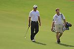 Dubai World Championship Golf. Earth Course,.Jumeirah Golf Estate, Dubai, U.A.E...Gareth Maybin on the 3rd hole during the third round of the Dubai World Golf championship..Photo: Fran Caffrey/www.golffile.ie...
