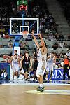 Partido de Euroliga entre el Real Madrid y el EA7 Armani. 28 de Octubre 2011. La Caja M·gica. Madrid...Photo: Marcos / ALFAQUI