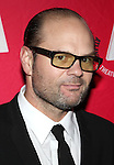 Chris Bauer attending the Opening Night After Party for the Atlantic Theater Company's 'What Rhymes with America' at Moran's in New York on December 12, 2012