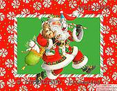 Ingrid, CHRISTMAS SANTA, SNOWMAN, WEIHNACHTSMÄNNER, SCHNEEMÄNNER, PAPÁ NOEL, MUÑECOS DE NIEVE, paintings+++++,USISLS09C,#X# vintage