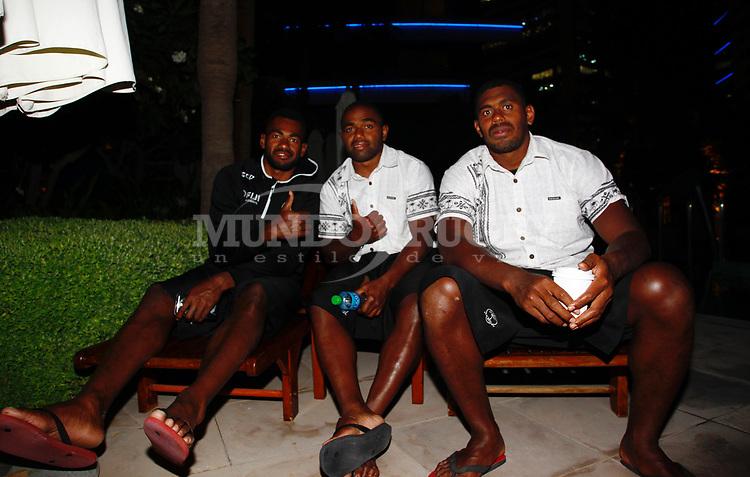 Fiji Sevens The Sevens for HSBC World Rugby Sevens Series 2018, Dubai - UAE - Photos Martin Seras Lima