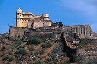 Fort Kumbalgarh in Rajasthan, Indien Fort Kumbalgarh in Rajasthan, Indien, UNESCO-Weltkulturerbe