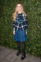 Laura Bailey arriving for the 2018 Charles Finch &amp; CHANEL Pre-Bafta party, Mark's Club Mayfair, London, UK. <br /> 17 February  2018<br /> Picture: Steve Vas/Featureflash/SilverHub 0208 004 5359 sales@silverhubmedia.com
