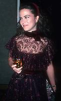 Koo Stark 1983<br /> Photo By Adam Scull/PHOTOlink.net /MediaPunch