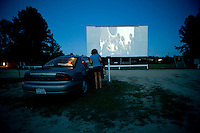 The show begins at Raleigh Road Drive-in in Henderson, NC.