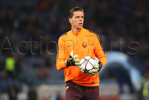 17.02.2016. Stadio Olimpico, Rome, Italy. UEFA Champions League, Round of 16 - first leg AS Roma versus Real Madrid. SZCZESNY WOJCIECH GOALKEEPER OF AS ROMA