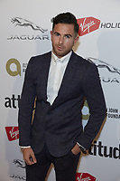 www.acepixs.com<br /> <br /> October 12 2017, London<br /> <br /> Aaron Renfree arriving at the Virgin Holidays Attitude Awards 2017 at the Roundhouse on October 12 2017 in London.<br /> <br /> By Line: Famous/ACE Pictures<br /> <br /> <br /> ACE Pictures Inc<br /> Tel: 6467670430<br /> Email: info@acepixs.com<br /> www.acepixs.com