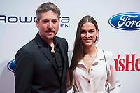 Alberto Ammann and Clara Mandez attends to Men's Health awards 2017 photocall at Goya Theater in Madrid, Spain. November 20, 2017. (ALTERPHOTOS/Borja B.Hojas) /NortePhoto.com