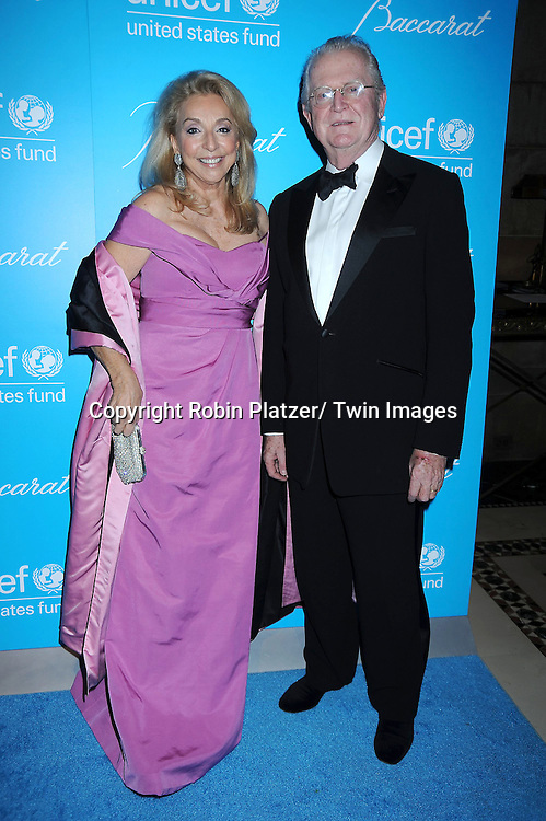 Eleanor and Michael Kennedy attending The 7th Annual Unicef Snowflake Ball on November 30, 2010 at Cipriani 42nd .Street.