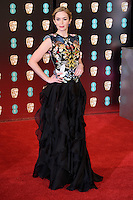 Emily Blunt<br /> at the 2017 BAFTA Film Awards held at The Royal Albert Hall, London.<br /> <br /> <br /> ©Ash Knotek  D3225  12/02/2017