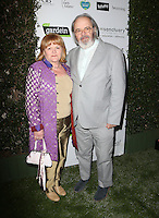 Beverly Hills, CA - NOVEMBER 12: Lesley Nicol, David Keith Heald, At Farm Sanctuary's 30th Anniversary Gala At the Beverly Wilshire Four Seasons Hotel, California on November 12, 2016. Credit: Faye Sadou/MediaPunch