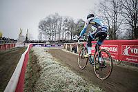 Dieter Vanthourenhout (BEL/Marlux-NapoleonGames)<br /> <br /> elite men's race<br /> GP Sven Nys 2017