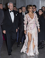"Marco Tronchetti Provera (Pirelli's President), Halle Berry attend the gala night for official presentation of the Presentation of the Pirelli Calendar 2019 ""The cal"" held at the Hangar Bicocca. Milan (Italy) on december 5, 2018. Credit: Action Press/MediaPunch ***FOR USA ONLY***"